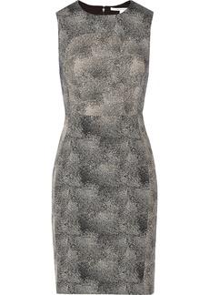 Diane von Furstenberg Eden jacquard dress