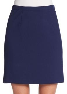 Diane von Furstenberg Eliza Pleat-Back Skirt
