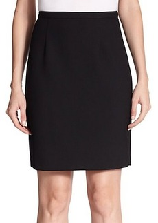 Diane von Furstenberg Eliza Pleated-Back Skirt