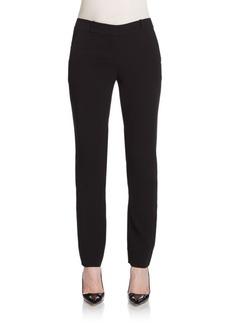 Diane von Furstenberg Elmira Slim-Leg Pants