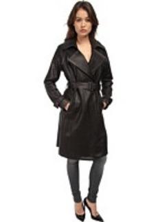 Diane von Furstenberg Emmanuelle Trench Coat