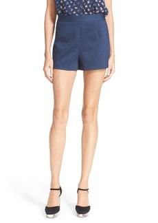 Diane von Furstenberg 'Fausta' Woven Cotton Shorts
