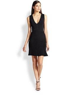 Diane von Furstenberg Fit-and-Flare Dress