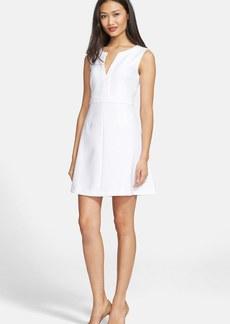 Diane von Furstenberg 'Fleur' A-Line Dress