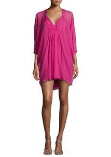 Diane von Furstenberg Fleurette Shift Dress, Dhalia