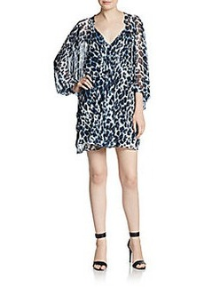 Diane von Furstenberg Fleurette Silk Dress