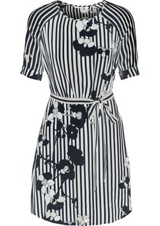 Diane von Furstenberg Florence printed silk dress