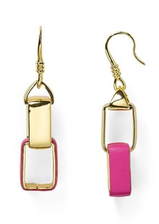 DIANE von FURSTENBERG Gabby Double Drop Earrings