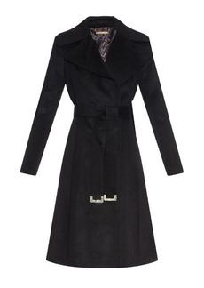 Diane Von Furstenberg Garbo coat
