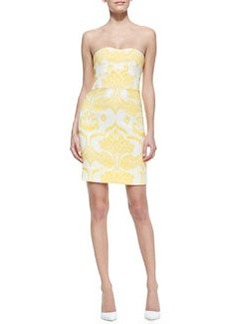 Diane von Furstenberg Garland Two Strapless Dress