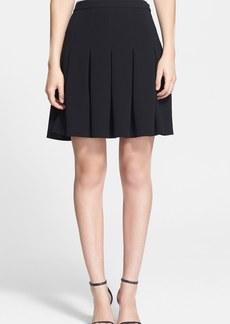 Diane von Furstenberg 'Gemma' Pleated A-Line Skirt