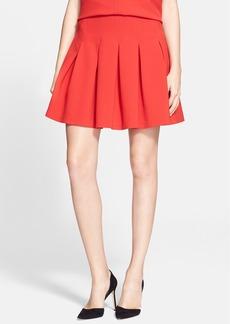 Diane von Furstenberg 'Gemma' Woven A-Line Skirt