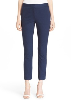 Diane von Furstenberg 'Genesis' Crop Stretch Knit Pants (Nordstrom Exclusive)