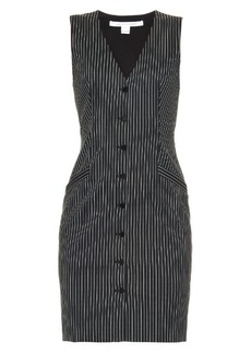 Diane Von Furstenberg Gilet dress