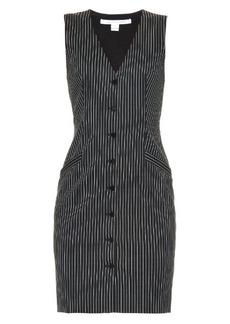 Diane Von Furstenberg Gilet dress