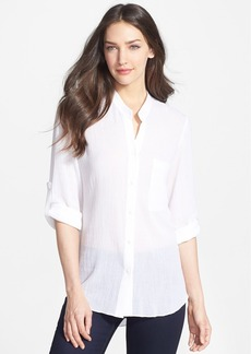 Diane von Furstenberg 'Gilmore' Cotton Top