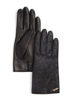 DIANE von FURSTENBERG Glitterati Gloves