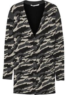 Diane von Furstenberg Gstaad wool cardigan