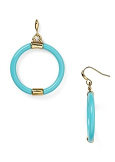 DIANE von FURSTENBERG Gypsy Hoop Earrings