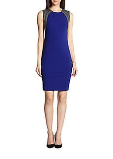 Diane von Furstenberg Hallie Jersey Sheath Dress