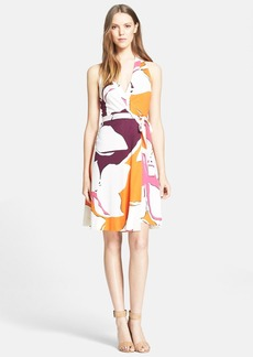 Diane von Furstenberg Halter Wrap Dress