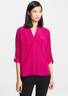 Diane von Furstenberg 'Harlow' Silk Top
