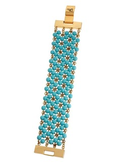 DIANE von FURSTENBERG Honey Strand Bracelet