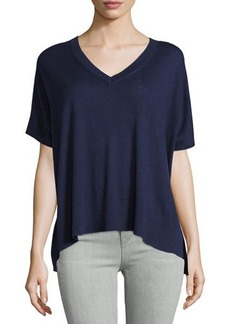 Diane von Furstenberg Honey V-Neck Dolman Sweater