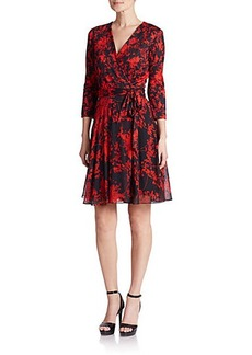 Diane von Furstenberg Irina Silk Dress