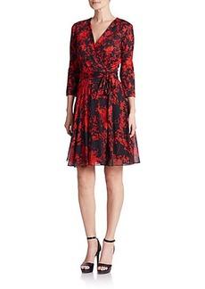 Diane von Furstenberg Irina Silk Dress