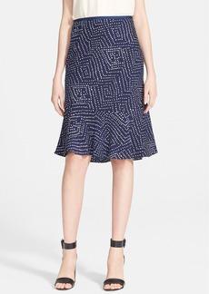 Diane von Furstenberg 'Isabell' Print Skirt