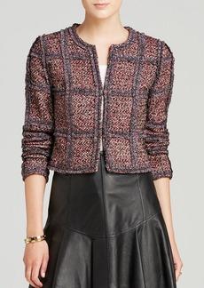 DIANE von FURSTENBERG Jacket - Tweed
