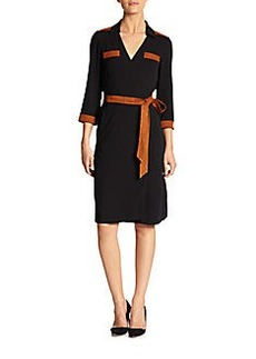 Diane von Furstenberg Jacki Wrap Dress