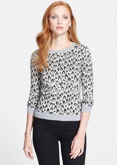 Diane von Furstenberg Jacquard Sweater