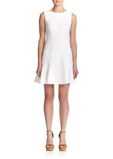 Diane von Furstenberg Jaelyn Flared Dress