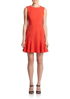 Diane von Furstenberg Jaelyn Flared Dress