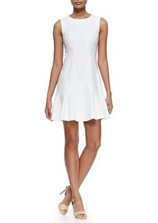 Diane von Furstenberg Jaelyn Sleeveless Fit-and-Flare Dress