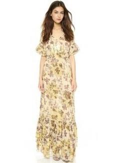 Diane von Furstenberg Jane Maxi Dress