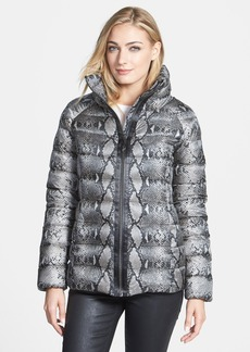 Diane von Furstenberg 'Jane' Packable Goose Down Jacket
