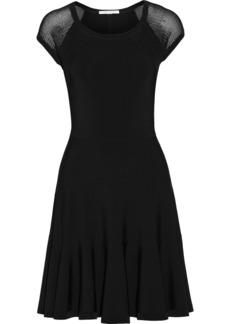 Diane von Furstenberg Janet stretch-knit dress