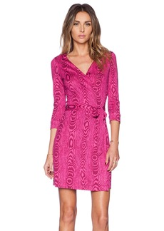 Diane von Furstenberg Jeanne Two Mini Dress