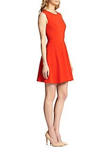 Diane von Furstenberg Jeannie Fit & Flare Dress