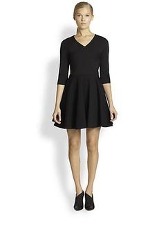 Diane von Furstenberg Jeannie Fit-&-Flare Jersey Dress