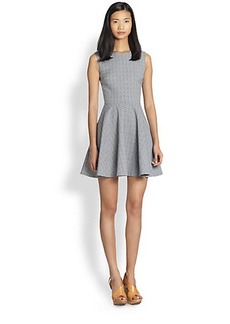 Diane von Furstenberg Jeannie Knit Dress
