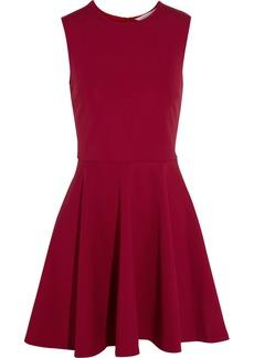Diane von Furstenberg Jeannie stretch-jersey crepe mini dress