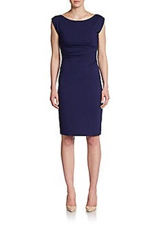 Diane von Furstenberg Jori Knit Sheath Dress