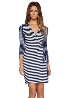 Diane von Furstenberg Julian Two Mini Dress