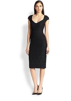 Diane von Furstenberg Katrina Lace Sheath Dress
