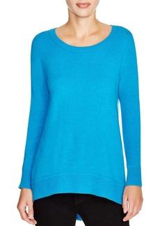 DIANE von FURSTENBERG Kingston Cashmere Mixed Knit Sweater
