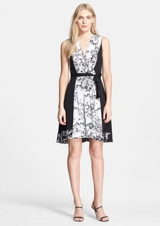 Diane von Furstenberg 'Kylie' Stretch Silk Wrap Dress